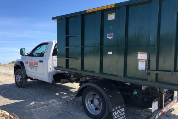 Dumpster Rental Photo
